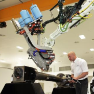 AMRC robotic fabricator