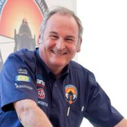 Richard Noble of Bloodhound SSC
